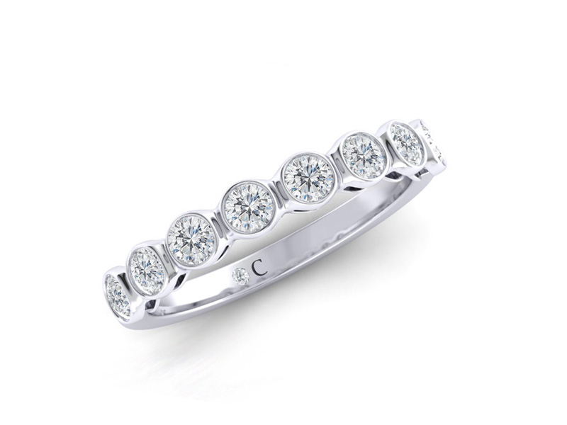 jewelry band rings shop eternity zadok bands collection bezel fashion diamond y