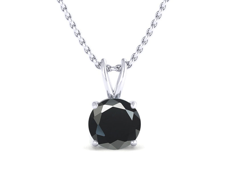 Black Diamond Pendant No. 3